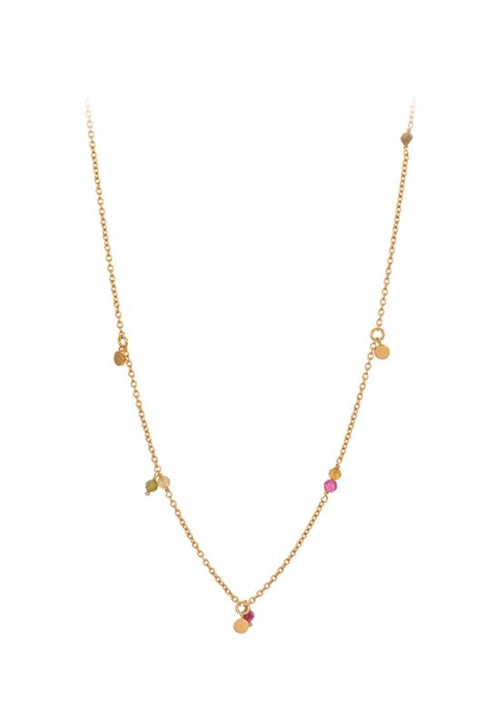 Kette Afterglow Pastel 42-48cm GOLD