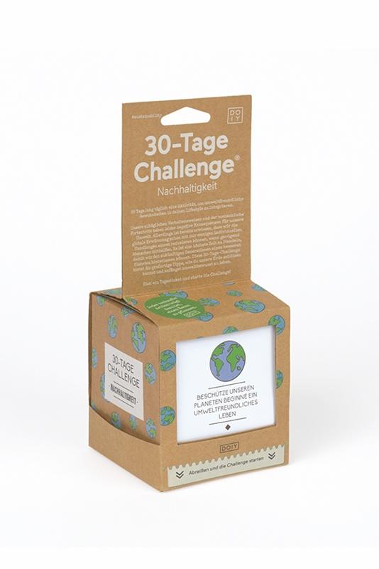 30-Tage Challenge GO GREEN