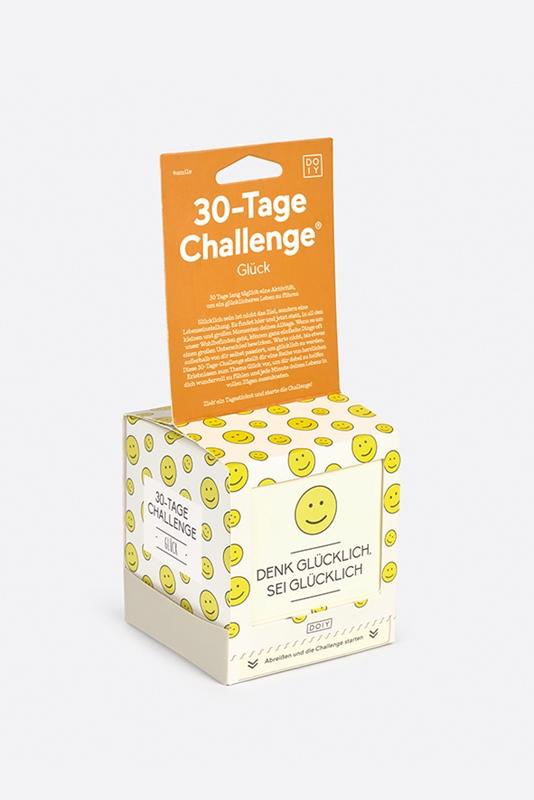 30-Tage Challenge GLÜCK