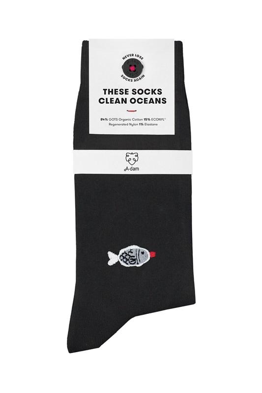 Socken DORIEN Fisch