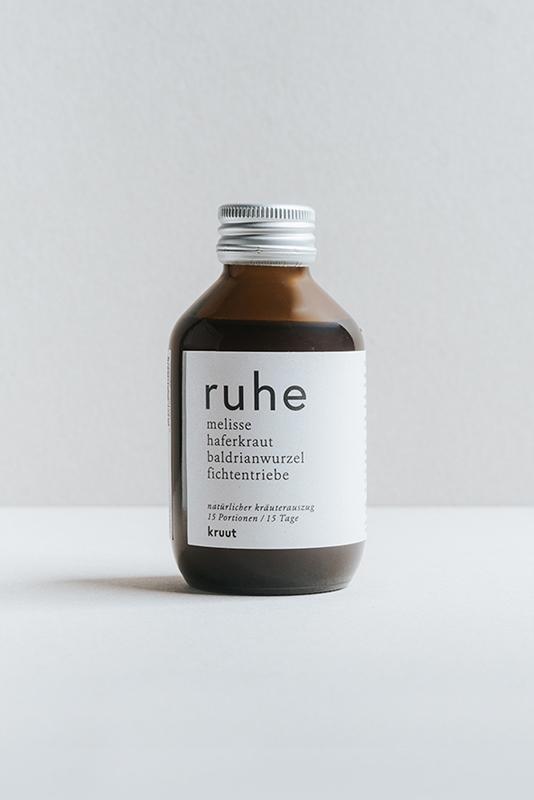 Flasche 150ml RUHE