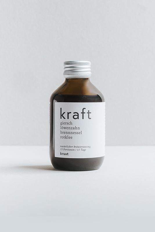Flasche 150ml KRAFT