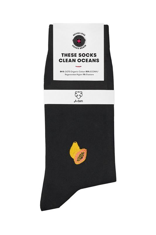 Socken PASCAL Papaya