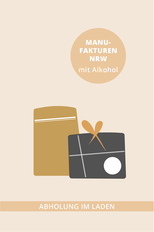 Manufakturen NRW KLEIN + ALKOHOL