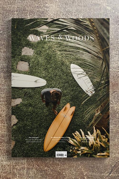 Waves & Woods #20