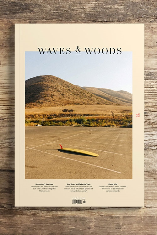 Waves & Woods #21