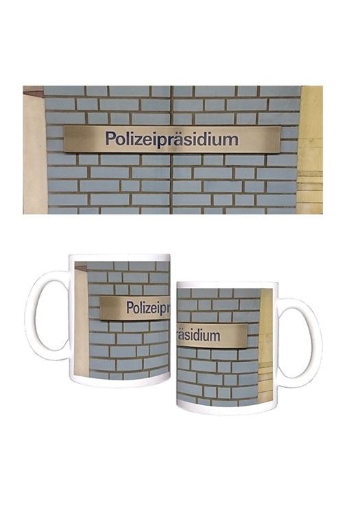 Tasse POLIZEIPRÄSIDIUM
