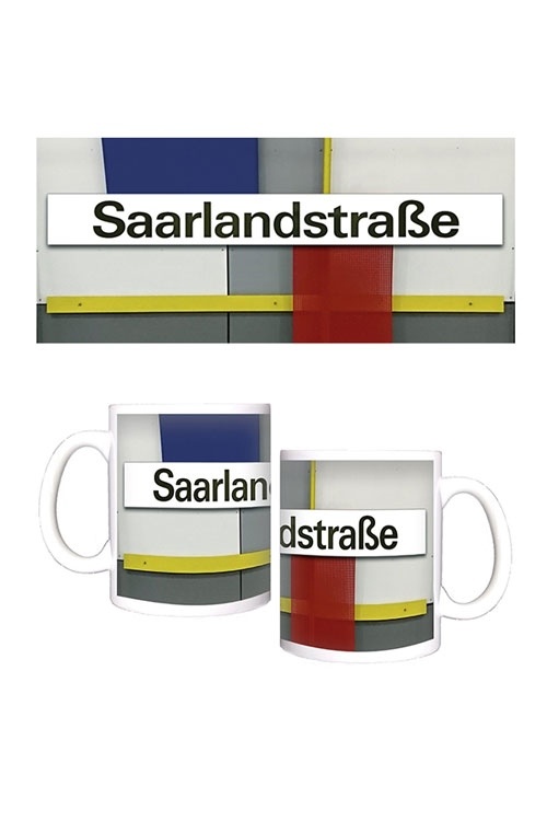 Tasse SAARLANDSTRASSE
