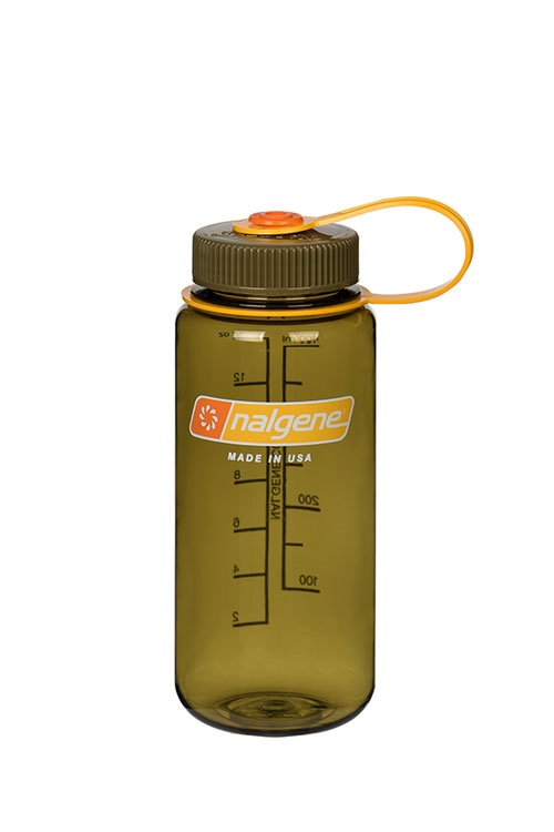 Trinkflasche  0,5 l  WH Sustain OLIV