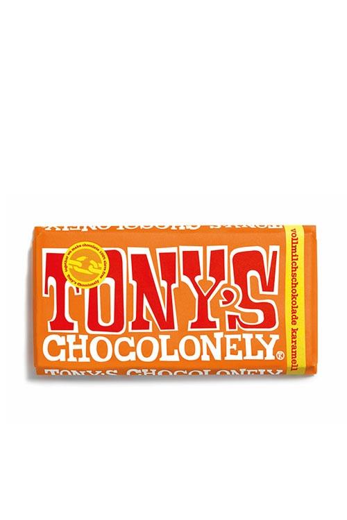 Schokolade Tonys 180g MELK-KARAMEL