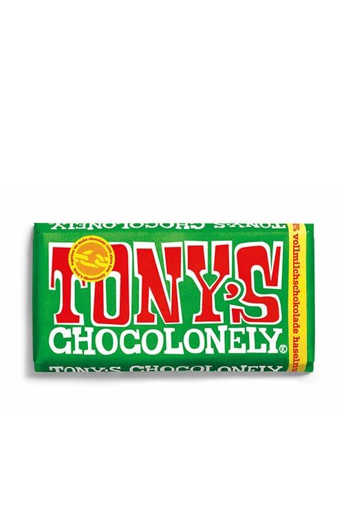 Schokolade Tonys 180g MELK-HAZELNUT