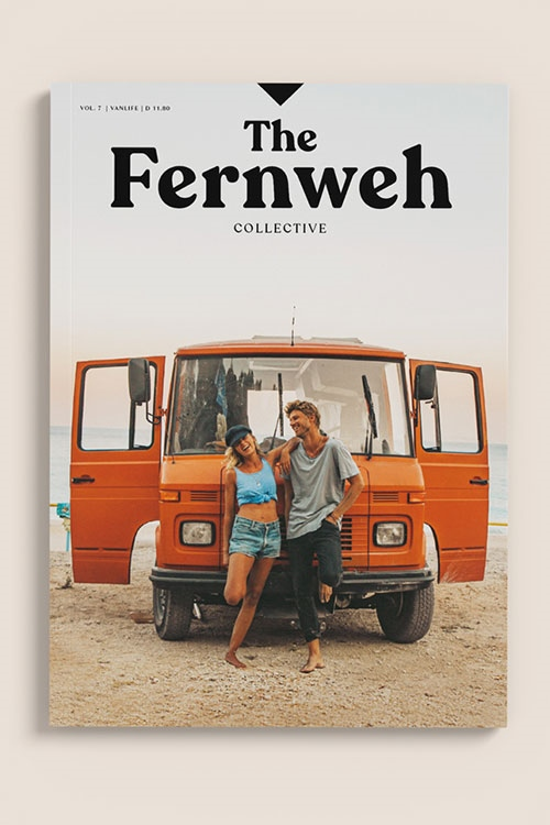 The Fernweh Vol.7 ON THE ROAD