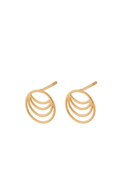Silhouette Earsticks GOLD