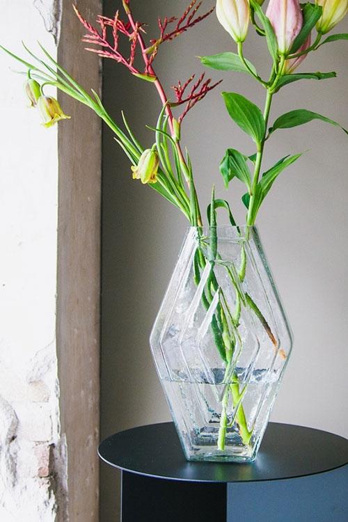 Vase Infinite CLEAR