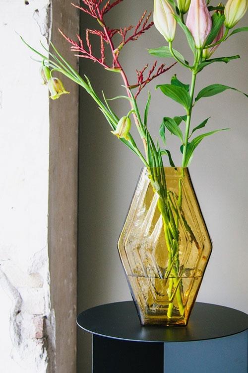 Vase Infinite AMBER