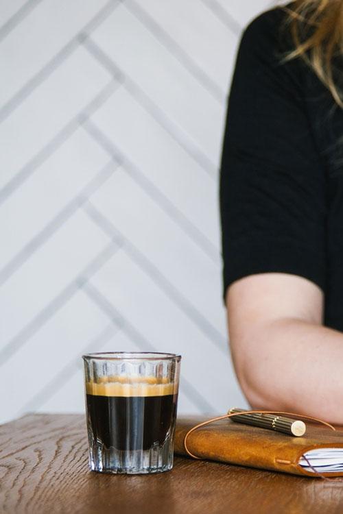 Glas Espresso 7cl CLEAR
