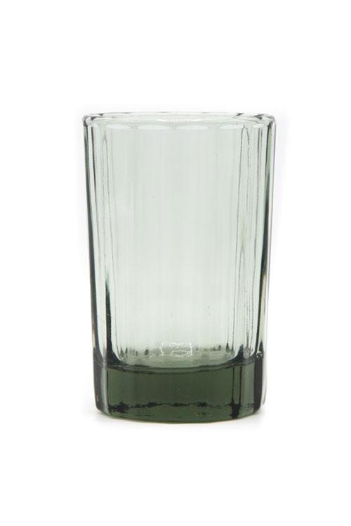 Glas 20cl SMOKEY GREEN
