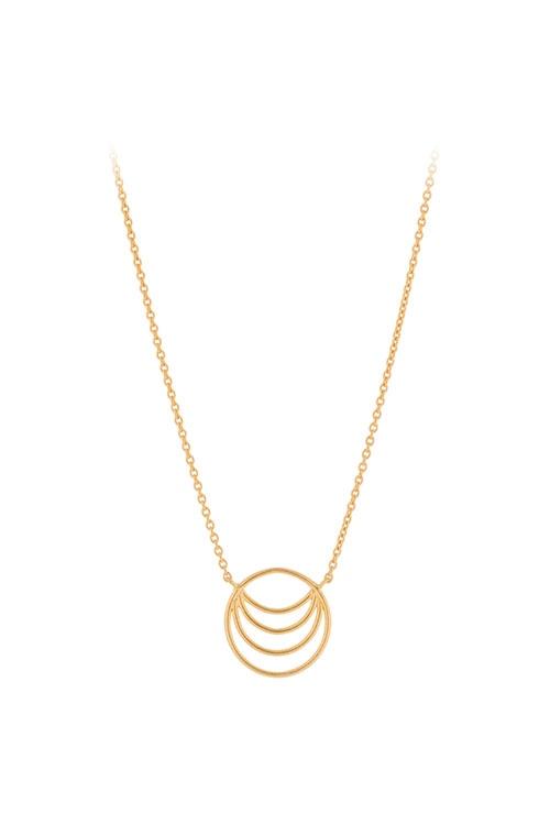 Kette Silhouette 40-46cm GOLD