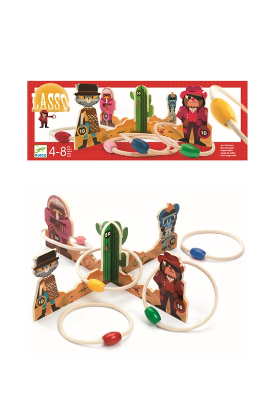 Ring Toss Game LASSO