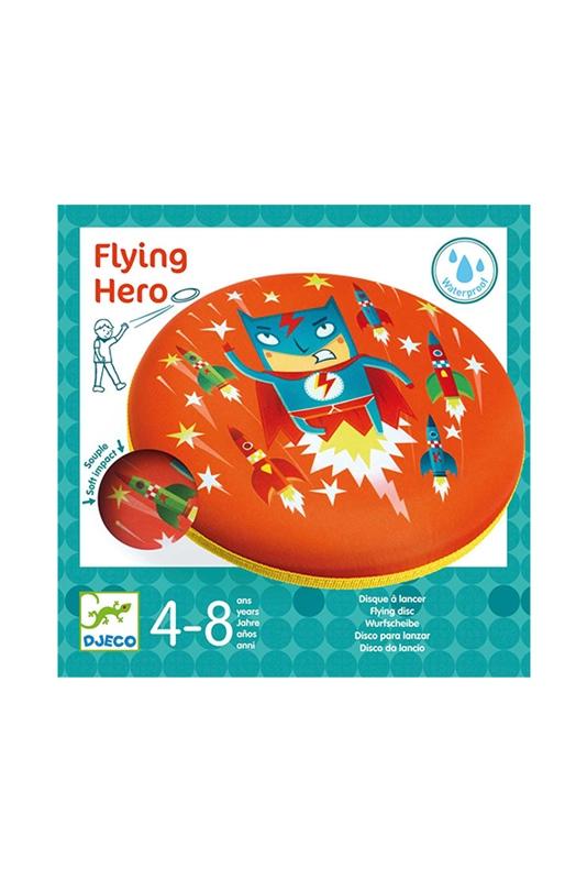 Wurfscheibe FLYING HERO